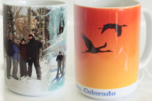 Custom coffee mugs for your business or organization.